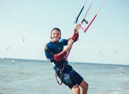 Kitesurf, les grands noms : Maxime Nocher
