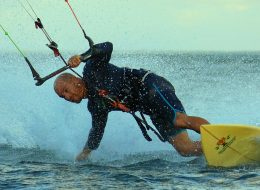 Le coût du matériel de kitesurf