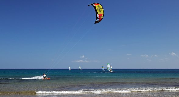 Histoire du kitesurf