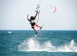 Guide du débutant en kitesurf
