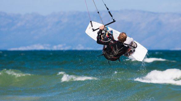 Conseil de sécurité pour le kitesurf